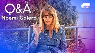 Q&A con NOEMÍ GALERA #OTDirectoCon | OT 2017