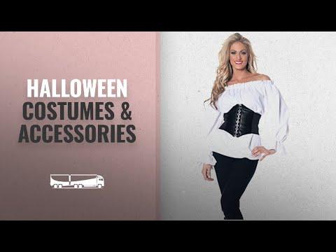 Underwraps Women Halloween Costumes & Accessories [2018]: Renaissance Long Sleeve Adult Costume -