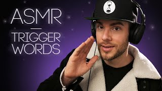 ASMR Hypnotic Words & Sounds to Trigger Your Tingles