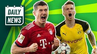 FC Bayern plant Monstertransfer! BVB: Schulz von Hoffenheim nach Dortmund? Pokalschlacht in München!