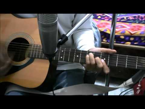 Bakhuda Tumhi ho - Atif Aslam - SIMPLE COMPLETE GUITAR COVER LESSON CHORDS