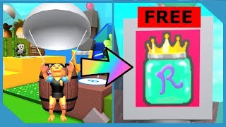HOW TO GET FREE ROYAL JELLY IN ROBLOX BEE SWARM SIMULATOR