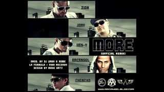 Zion Ft. Jory, Ken-Y, Chencho y Arcangel (Original) 2012 --More (Remix) .mp4