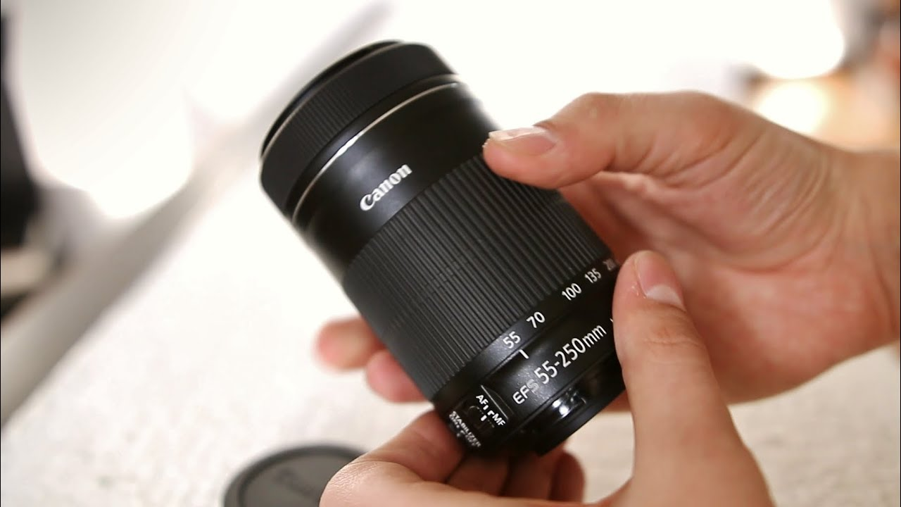 canon ef s 55 250mm f 4 5 6 is stm lens review with samples youtube. Black Bedroom Furniture Sets. Home Design Ideas