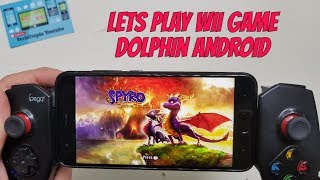 The Legend of Spyro Dawn of the Dragon Android Gameplay Dolphin GC Wii Emulator test Wii games