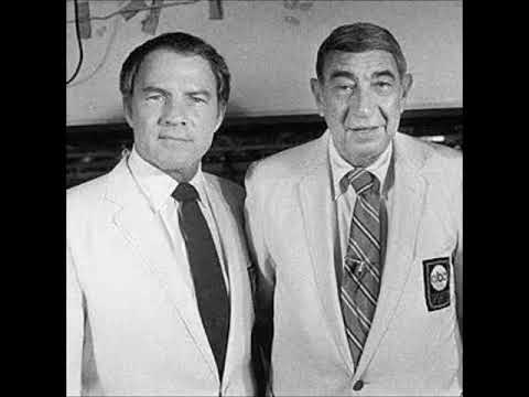 April 7, 1977-ABC Radio Sports News  (Frank Gifford, Howard Cosell)