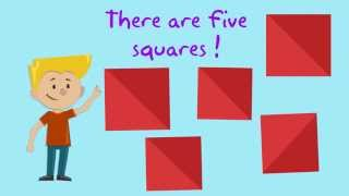 Shapes and Numbers English movie