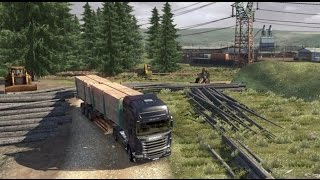 Scania Truck Driving simulator gameplay PC HD + Download Link (1080p & 60FPS)
