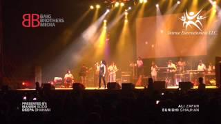 "Sunidhi Chauhan Live in Concert ""Ishq Sufiyana"""
