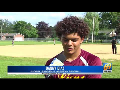 Danny Diaz on Lincoln Leadership Academy Charter School baseball in playoffs 2019