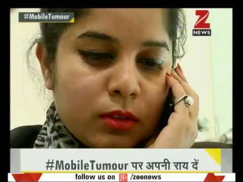 DNA  Using mobile phones for 10 years increases risk of brain tumour by 33% says AIIMS research