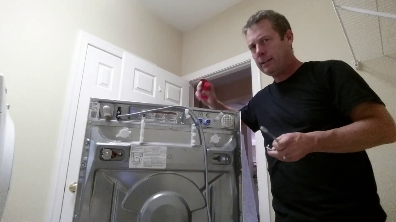 Whirlpool Duet Shipping Bolt Installation The Easy Way