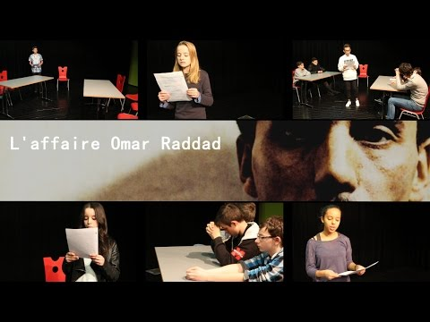 L'affaire Omar Raddad - Classe de 4°4