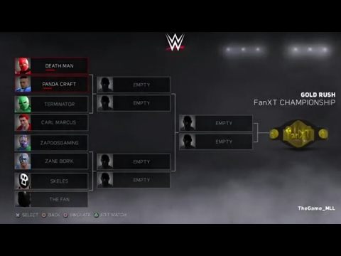 EP 6 FanXT CHAMPIONSHIP XBOX ONE vs PS4 tournament! Raffle giveaway! Who will WIN?