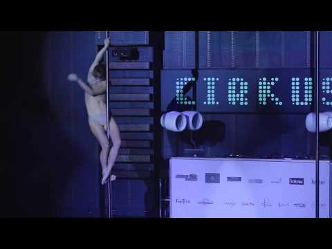 The Art of Pole Dance Slovenia 2014 (official video) - Anita Simikić - 5th place