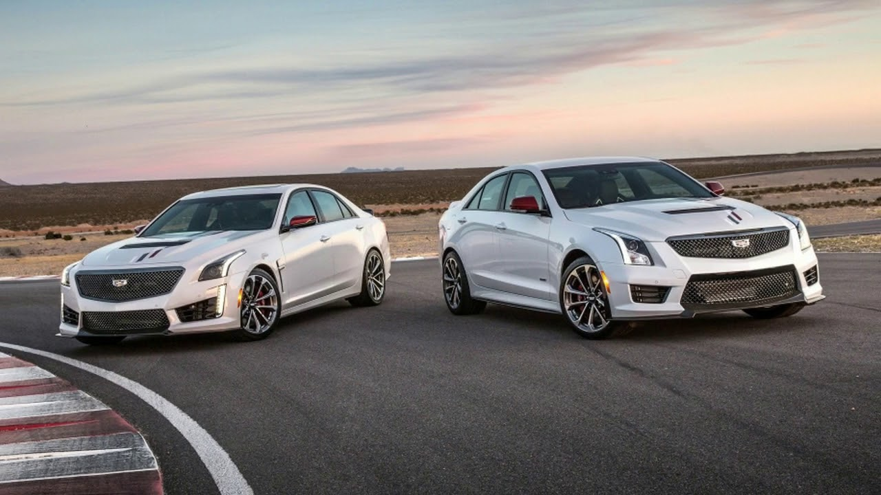 2019 Cadillac Cts V A Test Drive And Review Cadillac Cts V Ats V Special Editions Celebrate