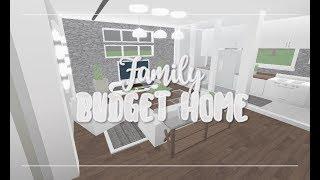ROBLOX | Bloxburg: Family Budget Home ♡ | 25K