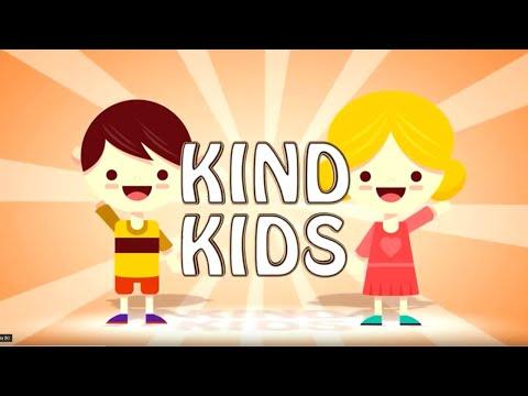 Kind Kids World - Learn Colors