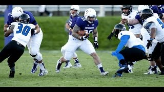 Football - Eastern Illinois Game Highlights (09/12/15)