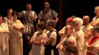 Couplets des rois : Belle Hélène d'Offenbach - Grand Théâtre d'Angers