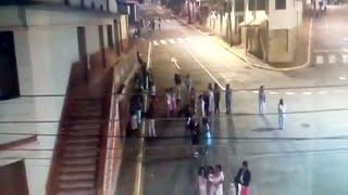 Sismo de 7,5 grados de magnitud sacude Ecuador