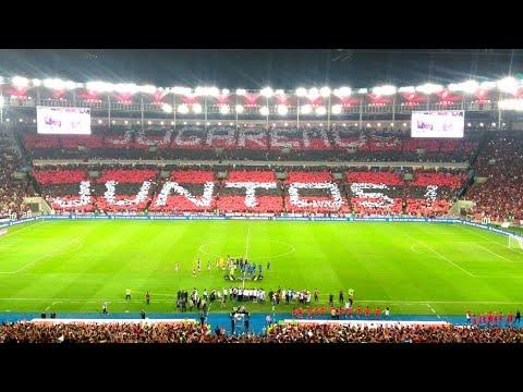 Flamengo X Emelec: Torcida Do Flamengo