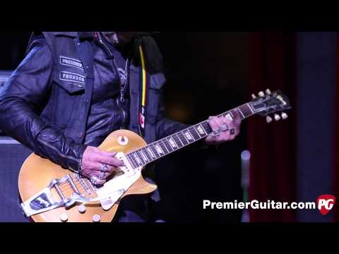 Rig Rundown - Daniel Lanois