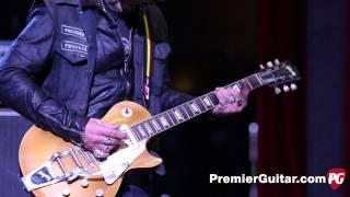 Rig Rundown - Daniel Lanois