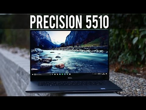 Dell Precision 5510 Workstation Laptop REVIEW - Best Laptop Ever?