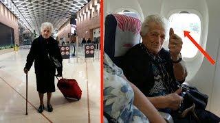 Was diese 93-Jährige vorhat, bricht ihrer Familie das...
