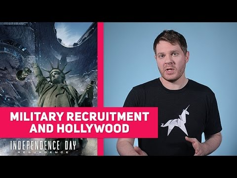 Military Recruitment and Science Fiction Movies