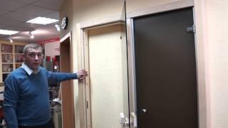 Двери для сауны. Видео-обзор(Наличие и цены: http://www.teplodar.in.ua/dveri-dlya-bani-i-sauny/ Высокие температуры и влага в парной предъявляют к дверям высок..., 2013-02-25T14:50:00.000Z)