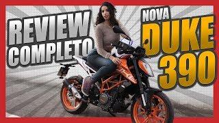 AVALIAÇÃO COMPLETA NOVA KTM 390 DUKE - PONTOS POSITIVOS E NEGATIVOS DUKE 390   MotoPLAY