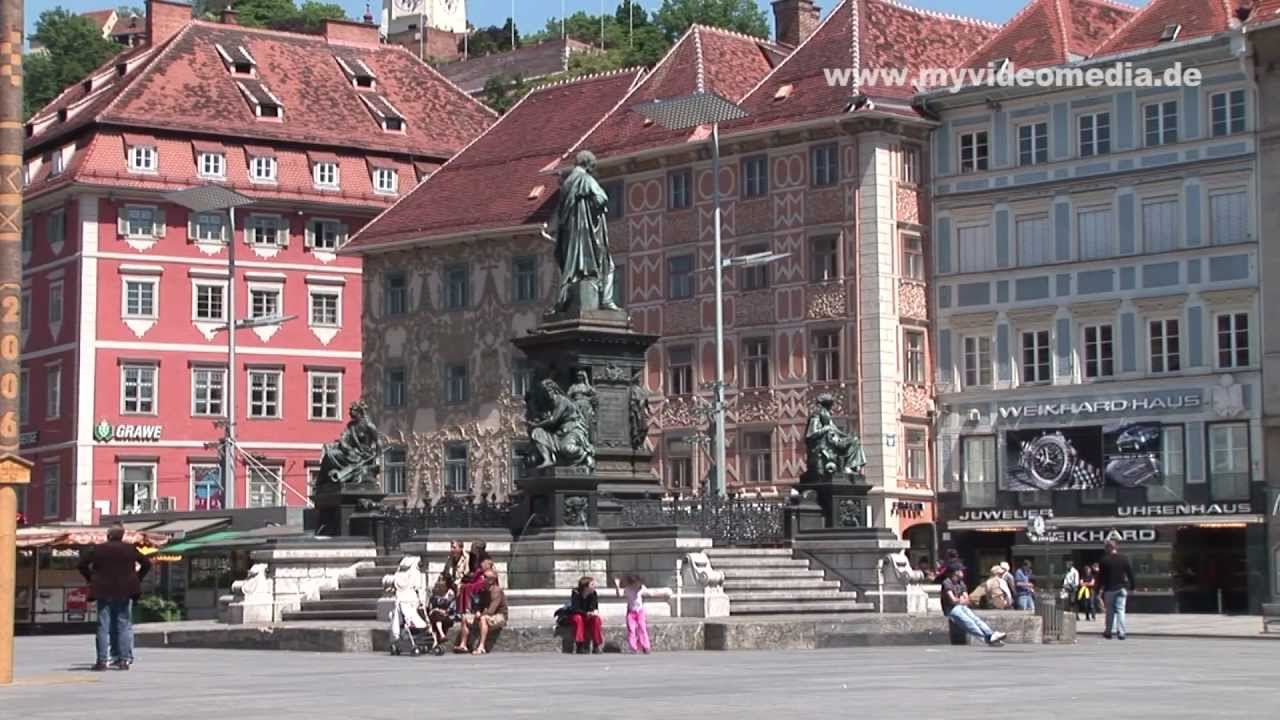 graz steiermark austria hd travel channel youtube. Black Bedroom Furniture Sets. Home Design Ideas