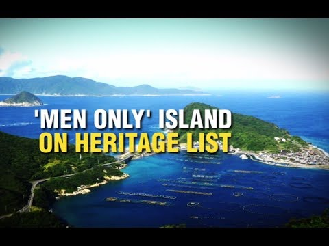Japan's men-only island, Okinoshima gets UNESCO heritage tag