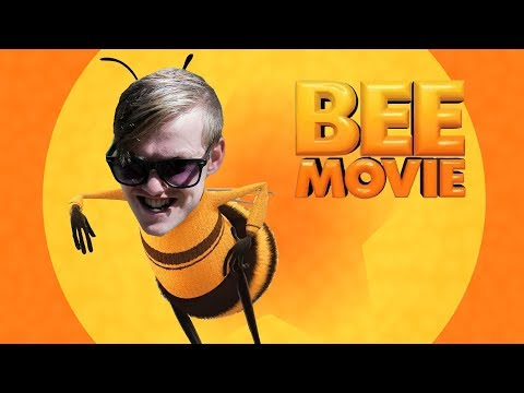 BEE MOVIE BUT IT'S AN UNCUT SCRIPT READING | READ BY ETHAN
