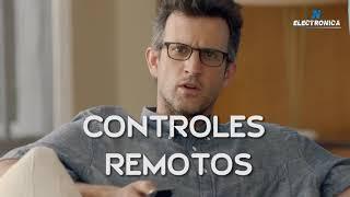 Spot Publicitario CONTROLES REMOTOS