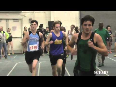 Georgetown Prep Practice meet 1 Boys 3200m Run All Sections