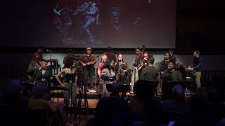 Burnt Sugar The Arkestra Chamber - at Lincoln Center - come taste the horns...