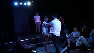 The Dance Teacher - Immersive Audience Production