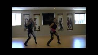 Give Me Everything - Ne-yo & Pitbull - 3 sets of Twins Dancing - Crazy Sock TV Mashup