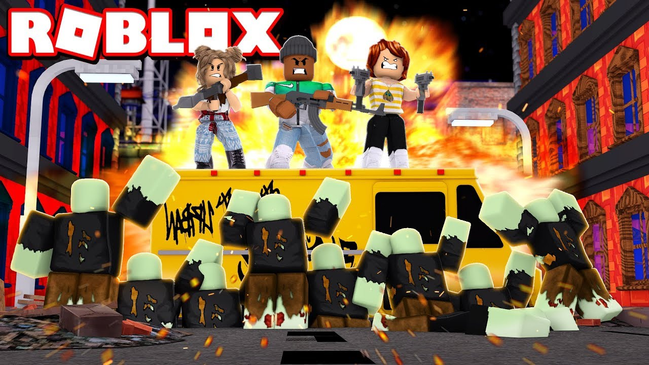 How to make build to survive game on roblox 2018