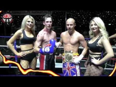 WKA English Title Edward Smith V Daniel Morgan
