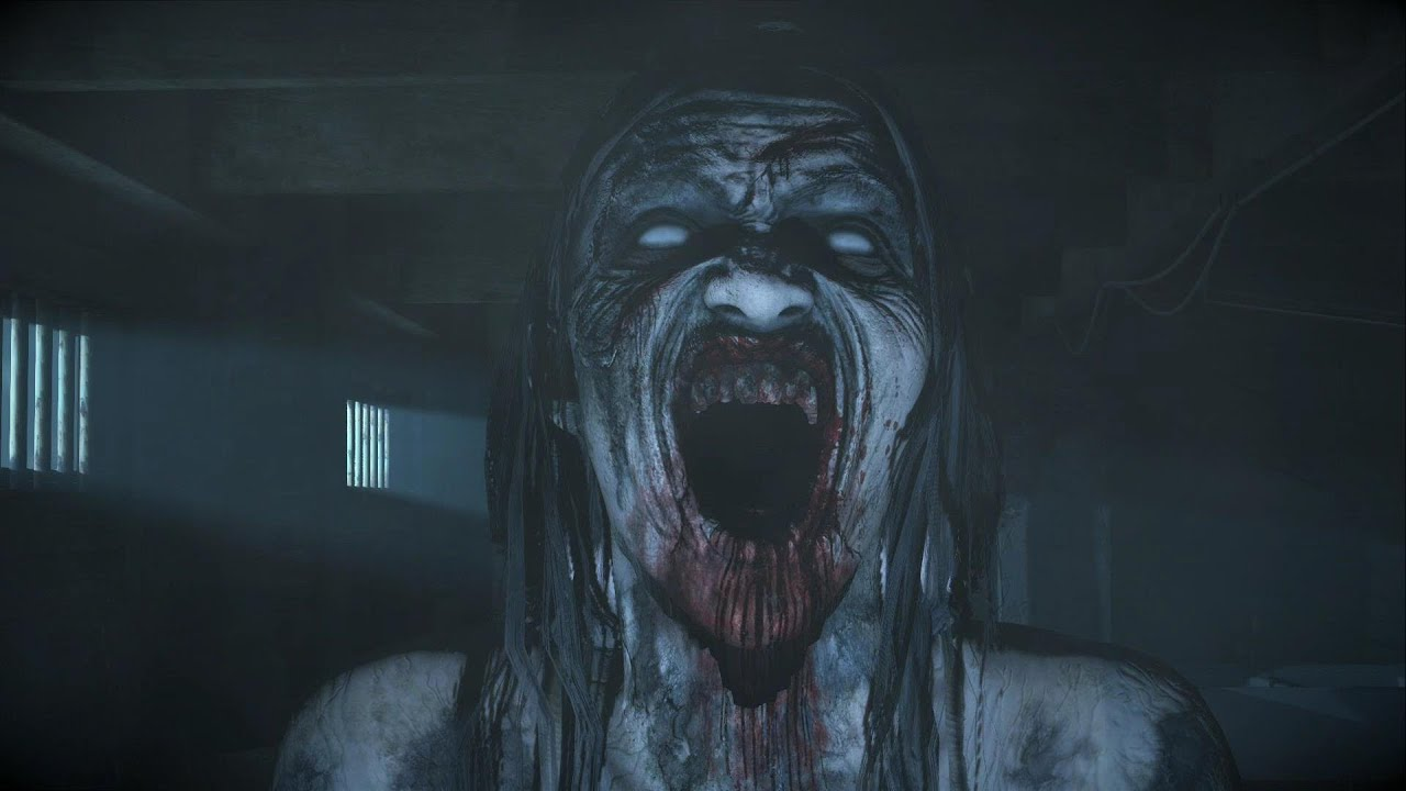 Until Dawn All Jumpscares Disturbing Scenes Ps4 1080p