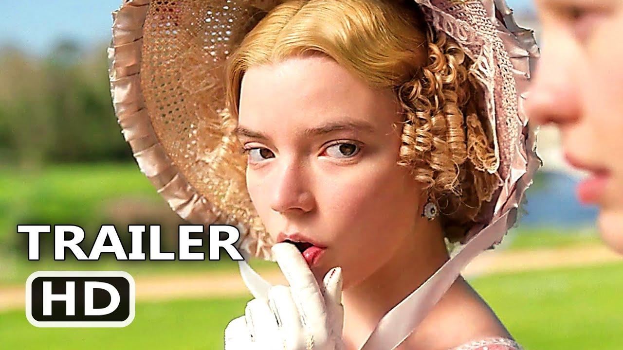 Emma Trailer 2 2020 Anya Taylor Joy Drama Movie Youtube