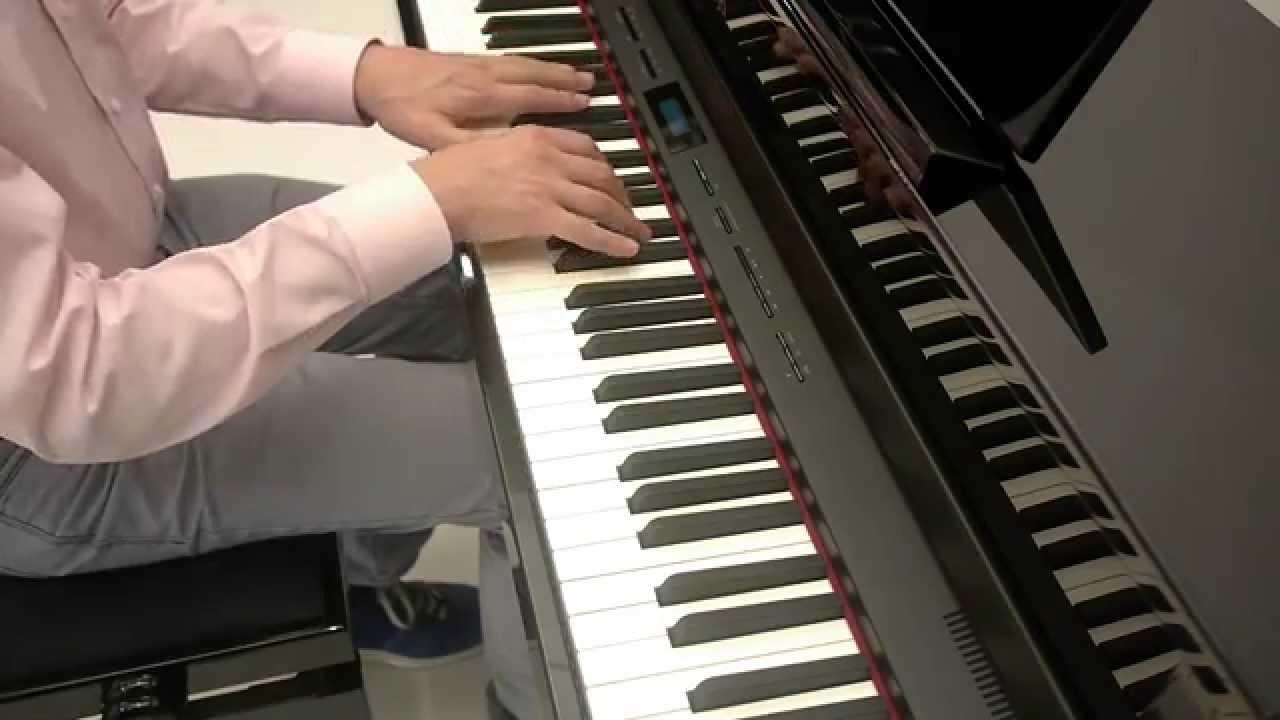 roland hp508 digital piano piano designer app youtube. Black Bedroom Furniture Sets. Home Design Ideas