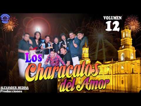 VIDEO: ☆Characatos del amor ✔ MIX RAULITO SALAZAR (2016) oficial☆