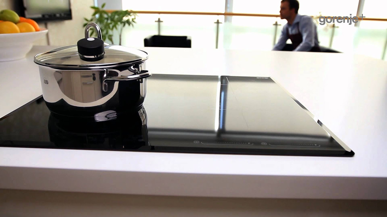 Innovative Kitchen Appliances Innovative Induction Hob With Iq Sensor Technology And Unique