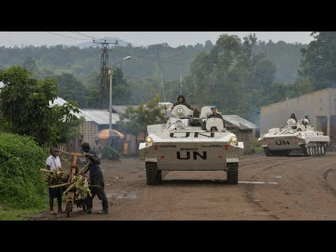 DR Congo crowd vents anger at UN troops for failing to stop deadly attack