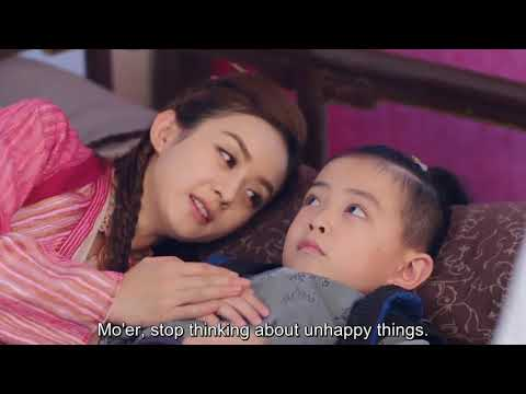 Princess Agent: Cute Scene Of Yuwen Yue And Xing'r With Litttle Mo'er